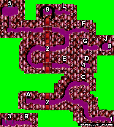Mike S Rpg Center Crystalis Maps Mt Hydra
