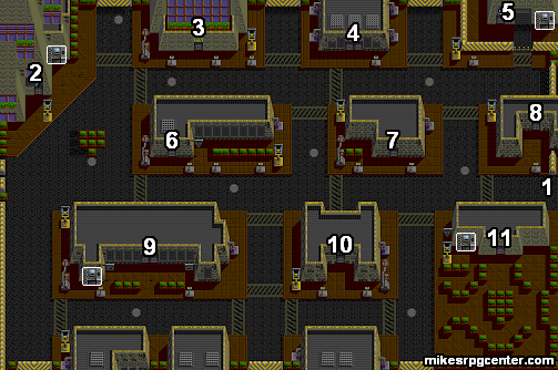 Mike S Rpg Center Shadowrun Maps Penumbra District