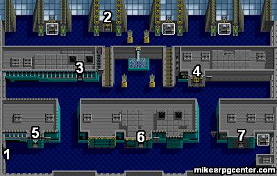 Mike S Rpg Center Shadowrun Maps Renraku Arcology